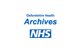 Oxfordshire Health Archives
